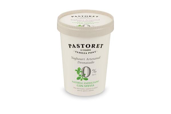 Yogur Estevia Natural (500g)