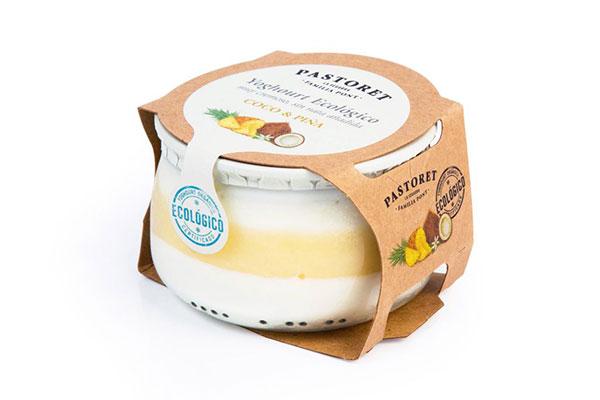 Yogur Ecológico de Coco / Piña