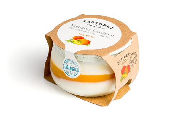 Yogur Ecológico de Mango