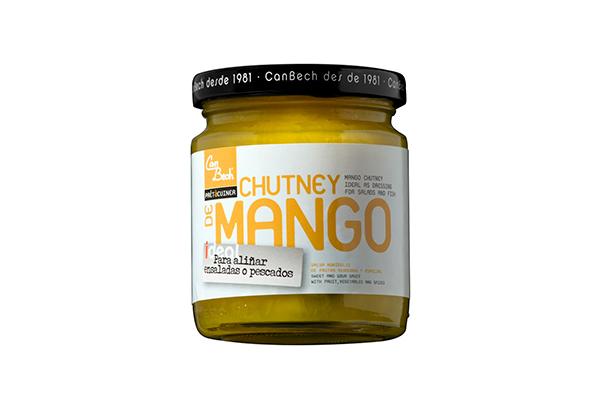 Chutney de Mango con Pimiento Verde