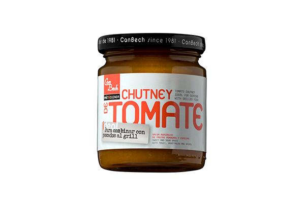 Chutney de Tomate con Cayena y Cebolla
