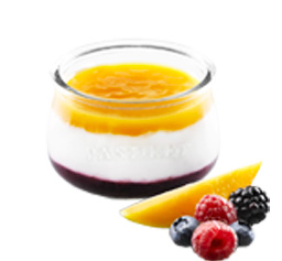 Capricho de Yogur Mango & Frutas del Bosque