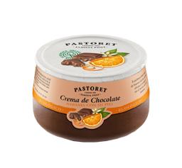 Crema Ecológica de Chocolate y Naranja